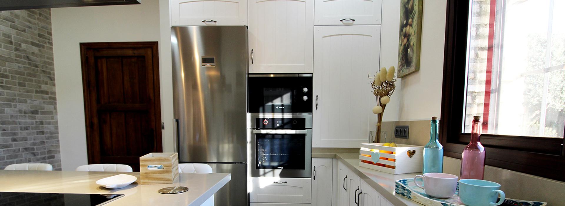 Visítanos y consigue tu cocina ideal